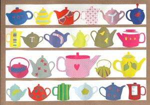 Emma's teapots